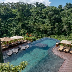 Bali Honeymoon Packages Hanging Gardens Of Bali Infinity Pool3