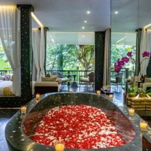 Bali Honeymoon Packages Hanging Gardens Of Bali Spa Suite