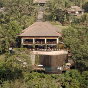 Bali Honeymoon Packages Hanging Gardens Of Bali Resort View