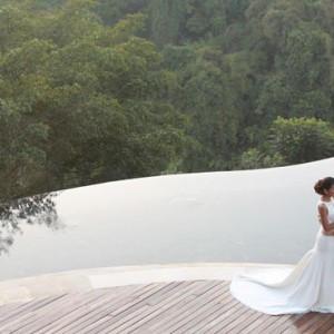 Bali Honeymoon Packages Hanging Gardens Of Bali Wedding Photoshoot