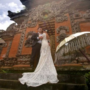 Bali Honeymoon Packages Hanging Gardens Of Bali Wedding Photoshoot2