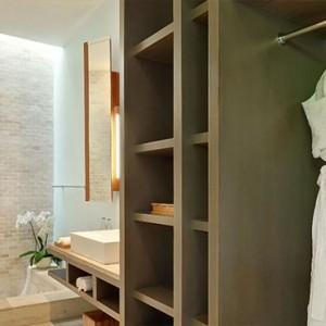 Bali Honeymoon Packages The Elysian Seminyak One Bedroom Villas Bathroom