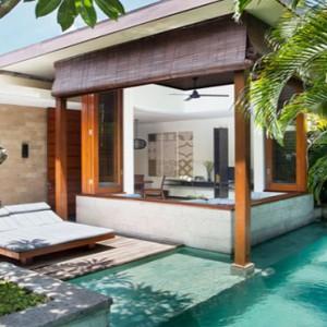 Bali Honeymoon Packages The Elysian Seminyak One Bedroom Villas Pool