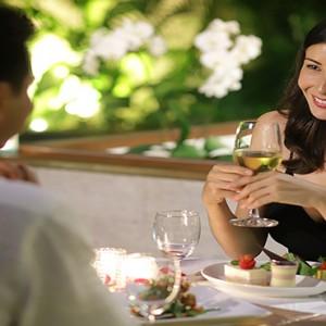 Bali Honeymoon Packages The Elysian Seminyak Romantic Dining