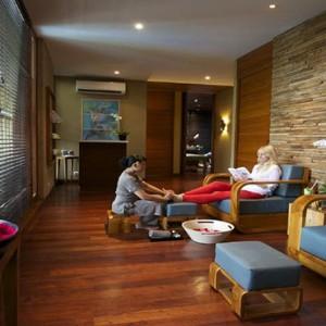 Bali Honeymoon Packages The Elysian Seminyak Spa Foot Massage