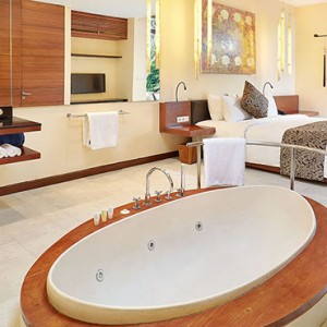 Bali Honeymoon Packages The Elysian Seminyak Two Bedroom Villas5