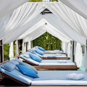 Bali Honeymoon Packages The Elysian Seminyak Pool Cabanas