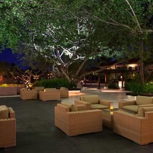 Bali Honeymoon Packages The Laguna Bali Cabana Lounge And Bar Exterior