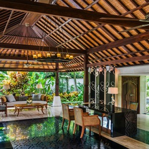 Bali Honeymoon Packages The Laguna Bali The Lagoon Pool Villa Lobby