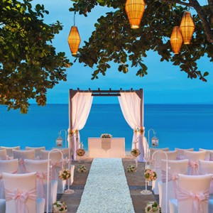 Bali Honeymoon Packages The Laguna Bali Beach Wedding