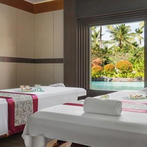 Bali Honeymoon Packages The Laguna Bali Couple Spa Treatment