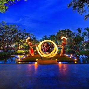 Bali Honeymoon Packages The Laguna Bali Fire Dancers1