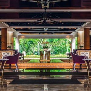 Bali Honeymoon Packages The Laguna Bali Lobby2