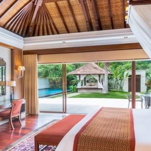 Bali Honeymoon Packages The Laguna Resort & Spa 1 Bedroom Villa Bedroom