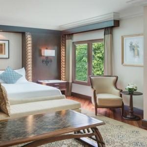 Bali Honeymoon Packages The Laguna Resort & Spa Deluxe Executive Suite Bedroom