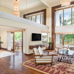 Bali Honeymoon Packages The Laguna Resort & Spa Deluxe Ocean View Suite