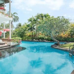Bali Honeymoon Packages The Laguna Resort & Spa Grande Lagoon Suite Pool