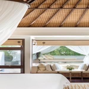 Bali Honeymoon Packages The Laguna Resort & Spa Hibiscus Villa Bedroom