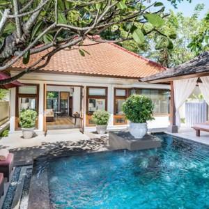 Bali Honeymoon Packages The Laguna Resort & Spa Hibiscus Villa Pool