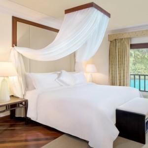 Bali Honeymoon Packages The Laguna Resort & Spa Lagoon Access Suite Bedroom