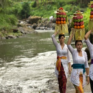 Bali Honeymoon Packages The Samaya Ubud Ayung River