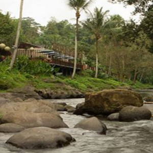 Bali Honeymoon Packages The Samaya Ubud Ayung River2