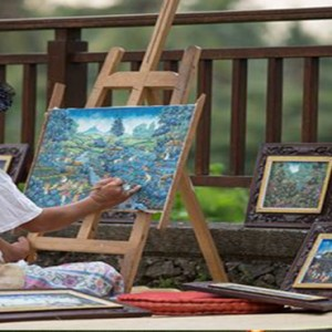 Bali Honeymoon Packages The Samaya Ubud Cultural Art