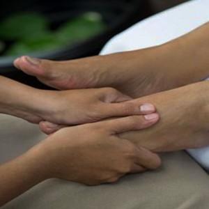 Bali Honeymoon Packages The Samaya Ubud Foot Massage