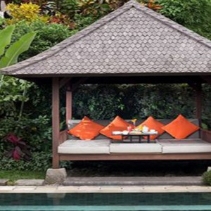 Bali Honeymoon Packages The Samaya Ubud Gazebo