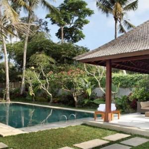 Bali Honeymoon Packages The Samaya Ubud Hill View Villa