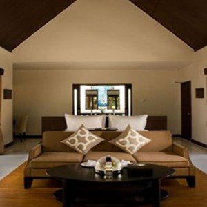 Bali Honeymoon Packages The Samaya Ubud Hillside Villa Interior
