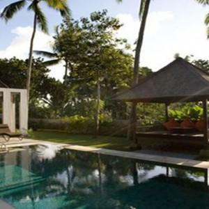 Bali Honeymoon Packages The Samaya Ubud Hillside Villa Pool1