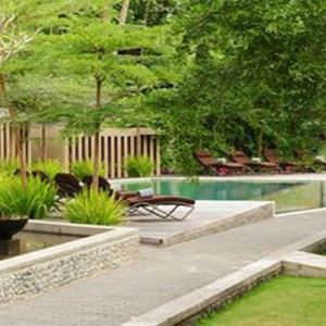 Bali Honeymoon Packages The Samaya Ubud Hotel Spa Area
