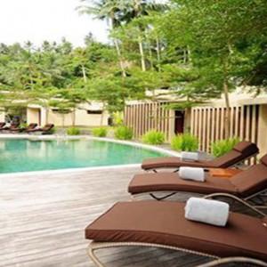 Bali Honeymoon Packages The Samaya Ubud Pool At Spa Samaya