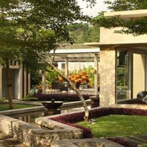 Bali Honeymoon Packages The Samaya Ubud Spa Entrance1