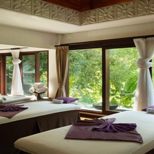 Bali Honeymoon Packages The Samaya Ubud Spa Treatment Room