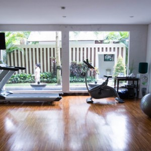 Bali Honeymoon Packages The Samaya Ubud Fitness