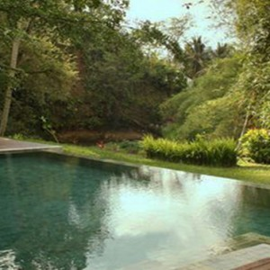 Bali Honeymoon Packages The Samaya Ubud Main Pool