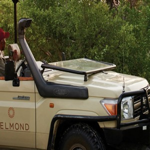 Belmond Mount Nelson, Cape Town - Luxury South Africa Honeymoon Packages - Game drive Safari