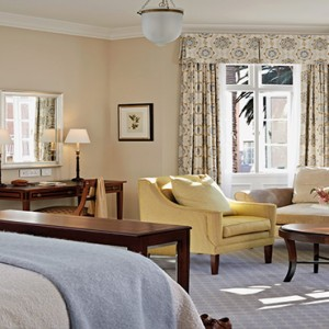 Belmond Mount Nelson, Cape Town - Luxury South Africa Honeymoon Packages - Studio Suites