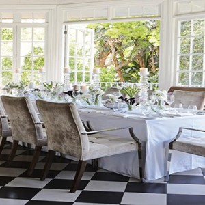 Belmond Mount Nelson, Cape Town - Luxury South Africa Honeymoon Packages - Wedding