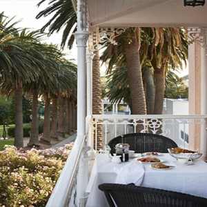 Belmond Mount Nelson, Cape Town - Luxury South Africa Honeymoon Packages - breakfast dining