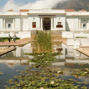 Belmond Mount Nelson, Cape Town - Luxury South Africa Honeymoon Packages - exterior