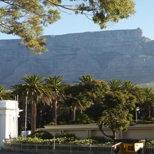 Belmond Mount Nelson, Cape Town - Luxury South Africa Honeymoon Packages - hotel entrance