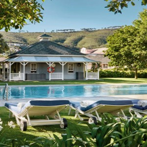 Belmond Mount Nelson, Cape Town - Luxury South Africa Honeymoon Packages - hotel pool