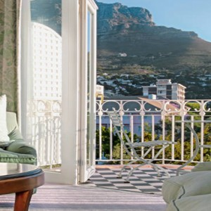 Belmond Mount Nelson, Cape Town - Luxury South Africa Honeymoon Packages - hotel with a view