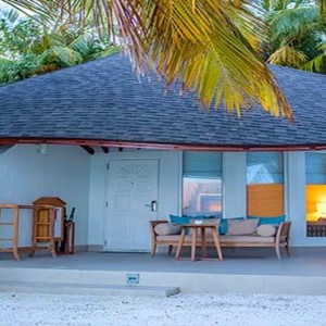 Centara Grand Island Resort & Spa - Luxury Maldives Honeymoon Packages - Beach Suite