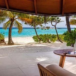 Centara Grand Island Resort & Spa - Luxury Maldives Honeymoon Packages - Beach Suite view