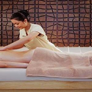 Centara Grand Island Resort & Spa - Luxury Maldives Honeymoon Packages - Spa massage inside