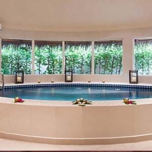 Centara Grand Island Resort & Spa - Luxury Maldives Honeymoon Packages - spa pool